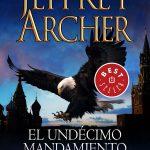 """El undécimo mandamiento"", Jeffrey Archer"